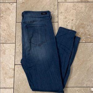 Liverpool Los Angeles ankle skinny jeans 14/32